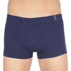 Molvy Pánske boxerky tmavo modré (MP-1039-BEU) - veľkosť XXL