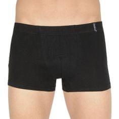 Molvy Pánske boxerky čierne (MP-1038-BEU) - veľkosť XXL