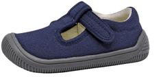 Protetika Kirby Navy fiú barefoot papucs, 20, kék