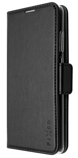 FIXED Puzdro typu kniha Opus pre Vivo Y72 5G FIXOP2-717-BK, čierne