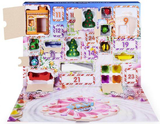 Spin Master Paw Patrol Adventný kalendár