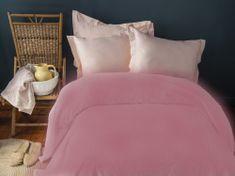 Issimo Narzuta na łóżko frotte RUMIE kolor bordowy 220x240 cm.