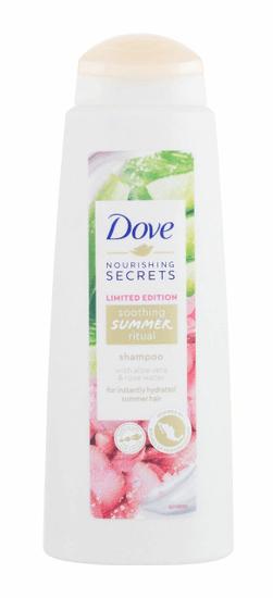 Dove 400ml nourishing secrets soothing summer ritual, šampon
