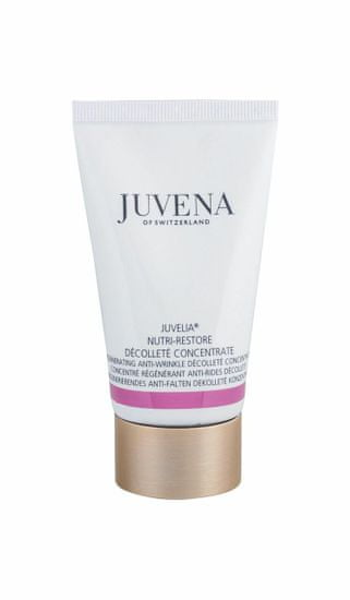 Juvena 75ml juvelia nutri-restore décolleté concentrate
