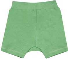 Nini chlapecké kraťasy z organické bavlny ABN-2775 56 zelená