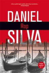 Daniel Silva: Rop, mehka vezava