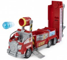 Spin Master Tačke na patrulji Film veliko gasilsko vozilo z učinki