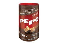 Ceramicus Podpalovač PE-PO kostičky 100 ks