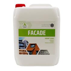 Isokor Facade - na čistenie fasád, múrikov, dlažby - 5000ml