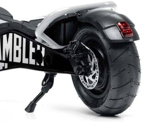Ducati Hulajnoga SCRAMBLER CROSS-E BLACK/WHITE