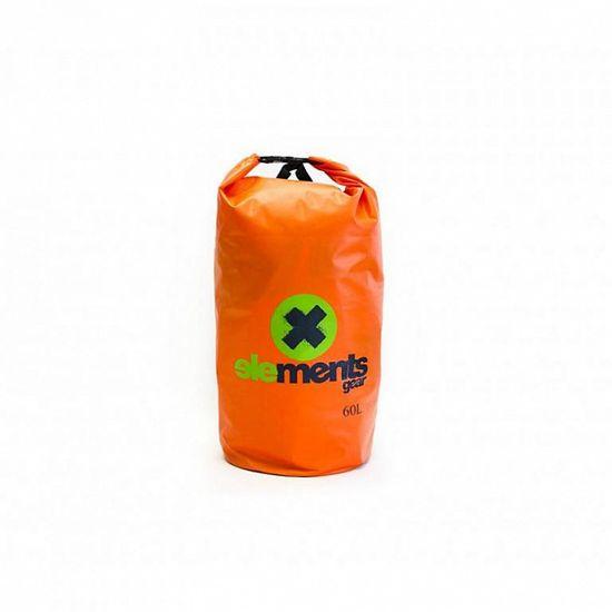 Elements Gear Lodní vak na záda TREK 80 L oranžová