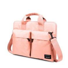 Cartinoe Wei Ling torba za zanosnik 13,3'', roza