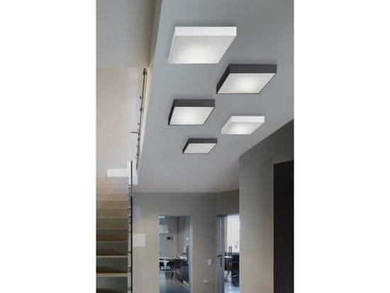 AZZARDO Monza Square 22 black LED mennyezeti és fali lámpa AZ2270 20 W, szögletes, fekete