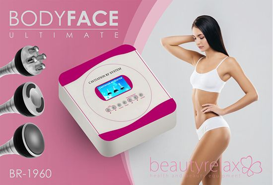 Beauty Relax Estetický multifunkční přístroj Bodyface Ultimate