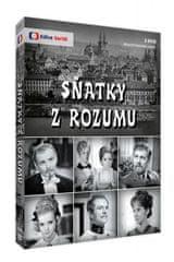 Sňatky z rozumu - remasterovaná verze (3DVD) - DVD