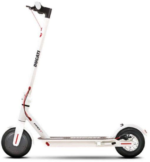 Ducati Hulajnoga PRO-I WHITE