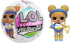 L.O.L. Surprise! Športové hviezdy leta - ružové hviezdy