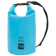 shumee Torba Dry Bag modra 10 L PVC