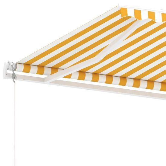shumee Wolnostojąca, automatycznie zwijana markiza, 500x300 cm