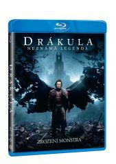 Drákula: Neznámá legenda - Blu-ray