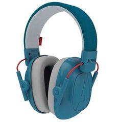 ALPINE Hearing Muffy - dětská izolační sluchátka MODRÁ model 2021