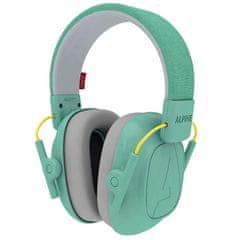 ALPINE Hearing Muffy - dětská izolační sluchátka MINT model 2021 - rozbaleno