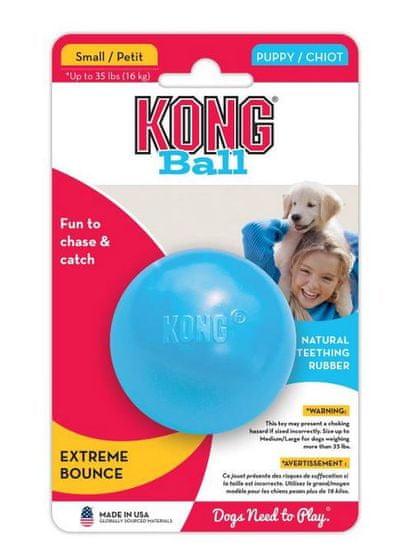 KONG Puppy Ball loptica za pse, S
