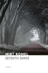 Mirt Komel: Detektiv Dante, trda vezava