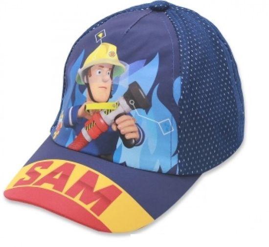 """SETINO Fiú baseball sapka """"Tűzoltó Sam"""" - kék"""