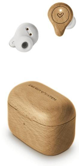 Energy Sistem Earphones Eco True Wireless Beech Wood