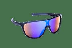 Kašmir SPORT BIKE SB04 černé - skla modro-zelená zrcadlová