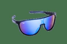 Kašmir SPORT BIKE SB03 černé - skla modrá zrcadlová