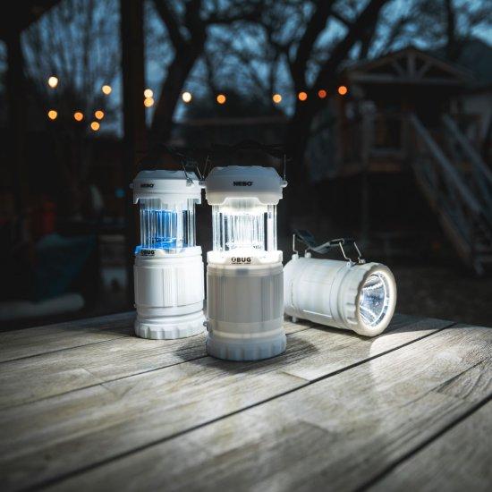 NEBO LED laterna Z-Bug in ročna svetilka