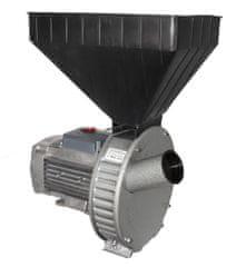 Elektrický šrotovník na obilniny Gazda M71 , 7 kW