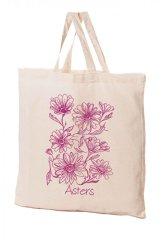 KPPS natur Přírodní bavlněná taška 16 l (Varianta Astry)