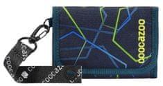 CoocaZoo Peněženka AnyPenny Laserbeam Blue