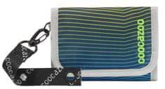 CoocaZoo Peněženka AnyPenny Sonicligh Green