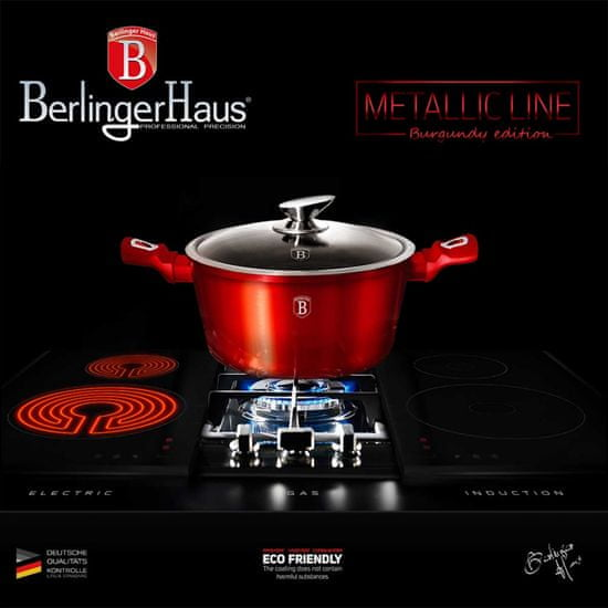 shumee CASSEROLE + GRANIT PAN BERLINGER HAUS BH-7042