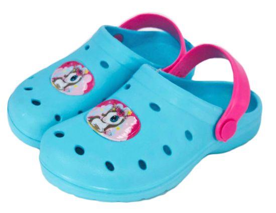"""SETINO Fantovski sandali """"Unicorn"""" - modra"""