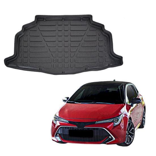 J&J Automotive STANDART TL csomagtértálca Toyota Corolla HTB Hybrid 2021-