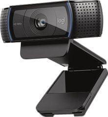 Logitech Webcam C920, čierna (960-001055)