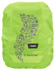 Step by Step kabanica za školsku torbu ili ruksak, zelena