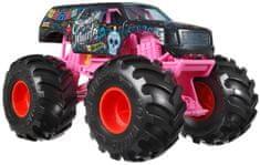 Hot Wheels Monster Trucks duży Truck Camion De Los Muertos