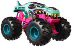 Hot Wheels Monster trucks Wielki truck Zombie wrex