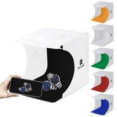 Puluz Studio foto box z LED osvetlitvijo 20 cm