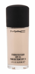 MAC 30ml studio fix fluid spf15, nw10, makeup