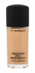 MAC 30ml studio fix fluid spf15, nc35, makeup