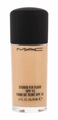 MAC 30ml studio fix fluid spf15, nc37, makeup