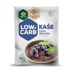 Topnatur LOW CARB kaša kakao & čučoriedka 60 g