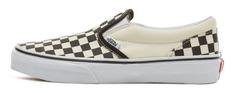 Vans VN000ZBUEO1 UY Classic Slip-On otroške slip-on superge, Checkerboard Black/White, smetanaste, 27